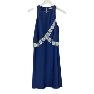 Primary Photo - BRAND: TORY BURCH STYLE: DRESS DESIGNER COLOR: BLUE SIZE: 4 SKU: 208-20831-73166