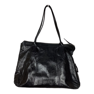 Primary Photo - BRAND: HOBO INTL STYLE: HANDBAG DESIGNER COLOR: BLACK SIZE: LARGE OTHER INFO: AS IS SKU: 208-208131-25758