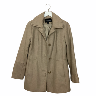 Primary Photo - BRAND: LONDON FOG STYLE: COAT SHORT COLOR: TAN SIZE: S SKU: 208-208142-7531