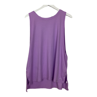 Primary Photo - BRAND: CHAMPION STYLE: ATHLETIC TANK TOP COLOR: LAVENDER SIZE: XXL SKU: 208-208162-1039
