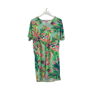Primary Photo - BRAND: LILLY PULITZER STYLE: DRESS SHORT SHORT SLEEVE COLOR: GREEN SIZE: XXS SKU: 208-208142-14618