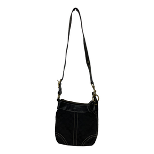 Primary Photo - BRAND: COACH STYLE: HANDBAG DESIGNER COLOR: BLACK SIZE: MEDIUM OTHER INFO: AS IS SKU: 208-208162-1983