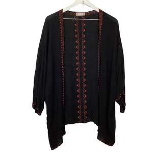 Primary Photo - BRAND: ALTARD STATE STYLE: SWEATER CARDIGAN LIGHTWEIGHT COLOR: BLACK SIZE: L SKU: 208-208142-12956