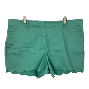 Primary Photo - BRAND: ANN TAYLOR LOFT O STYLE: SHORTS COLOR: TEAL SIZE: 16 SKU: 208-20831-69656