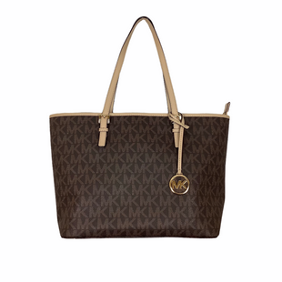 Primary Photo - BRAND: MICHAEL KORS STYLE: HANDBAG DESIGNER COLOR: BROWN SIZE: MEDIUM OTHER INFO: AS IS SKU: 208-208142-10421