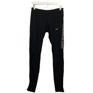 Primary Photo - BRAND: NIKE APPAREL STYLE: ATHLETIC CAPRIS COLOR: BLACK SIZE: M SKU: 208-208114-43915