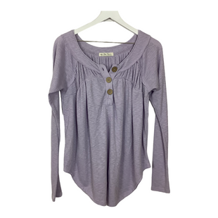 Primary Photo - BRAND: WE THE FREE STYLE: TOP LONG SLEEVE COLOR: PURPLE SIZE: S SKU: 208-20889-13748