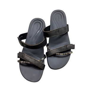 Primary Photo - BRAND:    AETREXSTYLE: SANDALS LOW COLOR: GREY SIZE: 7 SKU: 208-208135-6194