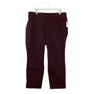 Primary Photo - BRAND: OLD NAVY STYLE: LEGGINGS COLOR: PLUM SIZE: 16 OTHER INFO: SHORT SKU: 208-208114-41901