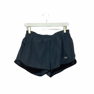 Primary Photo - BRAND: NEW BALANCE STYLE: ATHLETIC SHORTS COLOR: GREY SIZE: M SKU: 208-208131-22611
