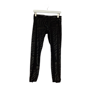 Primary Photo - BRAND: FOREVER 21 STYLE: ATHLETIC CAPRIS COLOR: BLACK SIZE: S SKU: 208-208162-1290