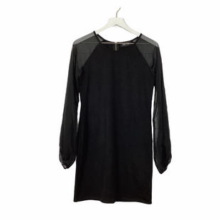 Primary Photo - BRAND: FABRIK STYLE: DRESS SHORT LONG SLEEVE COLOR: BLACK SIZE: S SKU: 208-208158-535