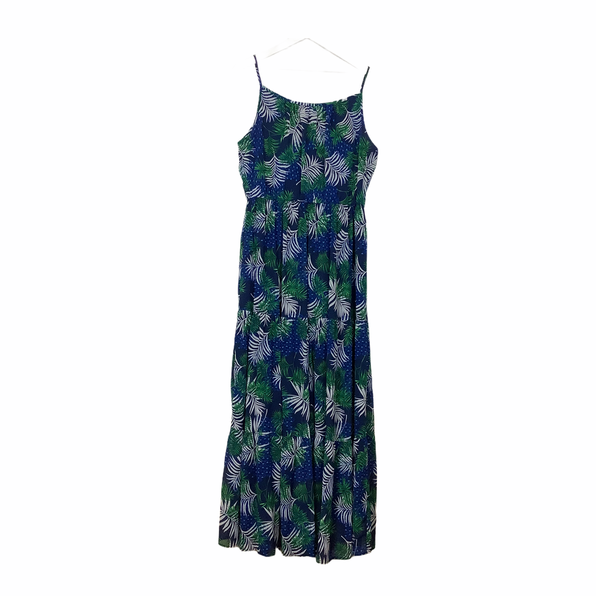 Primary Photo - BRAND: LUXOLOGY <BR>STYLE: DRESS LONG SLEEVELESS <BR>COLOR: GREEN <BR>SIZE: L <BR>OTHER INFO: AS IS <BR>SKU: 208-20831-71038