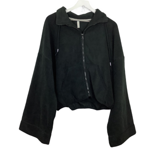 Primary Photo - BRAND: FREE PEOPLE STYLE: JACKET OUTDOOR COLOR: BLACK SIZE: L SKU: 208-208114-43154