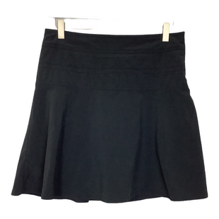 Primary Photo - BRAND: ATHLETA STYLE: ATHLETIC SKIRT SKORT COLOR: BLACK SIZE: 6 SKU: 208-208162-1821