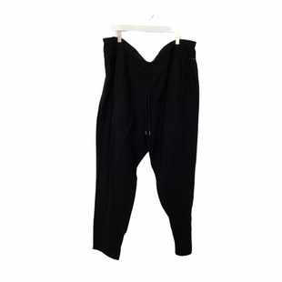 Primary Photo - BRAND: TERRA & SKY STYLE: ATHLETIC PANTS COLOR: BLACK SIZE: 3X SKU: 208-20831-70332