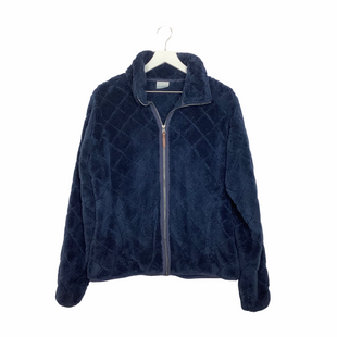 Primary Photo - BRAND: COLUMBIA STYLE: JACKET OUTDOOR COLOR: BLUE SIZE: L OTHER INFO: AS IS - WEAR SKU: 208-208114-38468