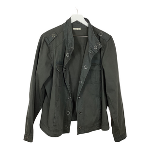 Primary Photo - BRAND: MAURICES STYLE: JACKET OUTDOOR COLOR: GREY SIZE: 2X SKU: 208-208165-719
