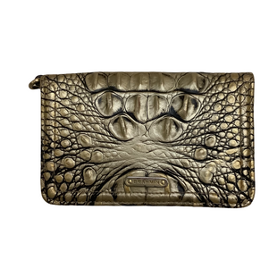 Primary Photo - BRAND: BRAHMIN STYLE: WRISTLET COLOR: GOLD SIZE: S OTHER INFO: AS IS-MISSING STRAP SKU: 208-208131-25334