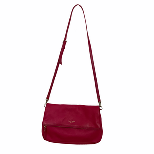 Primary Photo - BRAND: KATE SPADE STYLE: HANDBAG DESIGNER COLOR: HOT PINK SIZE: SMALL SKU: 208-208142-8529AS IS