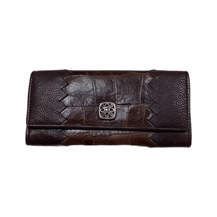Primary Photo - BRAND: BRIGHTON STYLE: WALLET COLOR: BROWN SIZE: MEDIUM OTHER INFO: AS IS SKU: 208-208142-13827