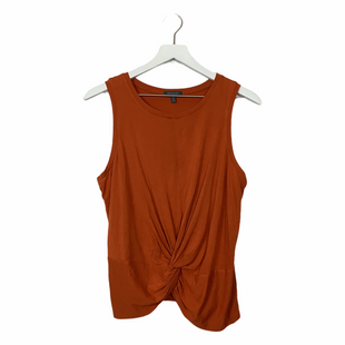 Primary Photo - BRAND: MADISON STYLE: TOP SLEEVELESS COLOR: ORANGE SIZE: M SKU: 208-208162-468
