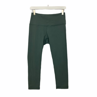 Primary Photo - BRAND: 90 DEGREES BY REFLEX STYLE: ATHLETIC CAPRIS COLOR: SAGE SIZE: M SKU: 208-208114-40025AS IS