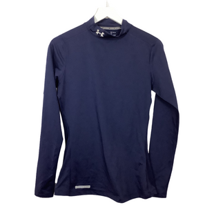 Primary Photo - BRAND: UNDER ARMOUR STYLE: ATHLETIC TOP COLOR: NAVY SIZE: M SKU: 208-208135-9493