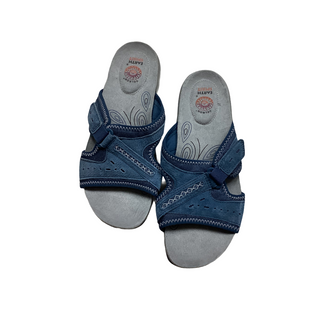 Primary Photo - BRAND:    EARTH SPIRIT  STYLE: SANDALS LOW COLOR: BLUE SIZE: 10 SKU: 208-208158-239
