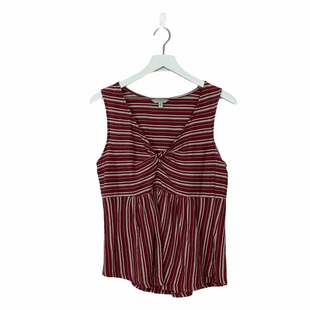 Primary Photo - BRAND: LUCKY BRAND STYLE: TOP SLEEVELESS COLOR: PINK SIZE: M SKU: 208-208114-39324