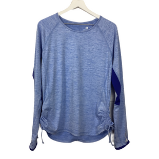 Primary Photo - BRAND: FREE COUNTRY STYLE: ATHLETIC TOP COLOR: BLUE SIZE: XL SKU: 208-208142-12578