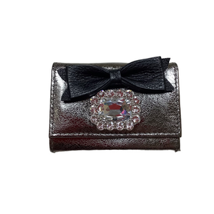 Primary Photo - BRAND:  CMB STYLE: WALLET COLOR: SILVER SIZE: SMALL OTHER INFO: MY FLAT IN LONDON - SKU: 208-208142-7476