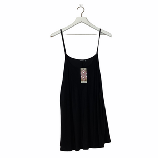 Primary Photo - BRAND: BOOHOO BOUTIQUE STYLE: TOP SLEEVELESS COLOR: BLACK SIZE: 3X SKU: 208-208165-311
