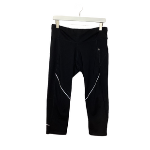 Primary Photo - BRAND: CHAMPION STYLE: ATHLETIC CAPRIS COLOR: BLACK SIZE: L SKU: 208-208162-1365