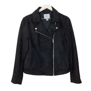 Primary Photo - BRAND: OLD NAVY STYLE: JACKET OUTDOOR COLOR: BLACK SIZE: M SKU: 208-208165-335