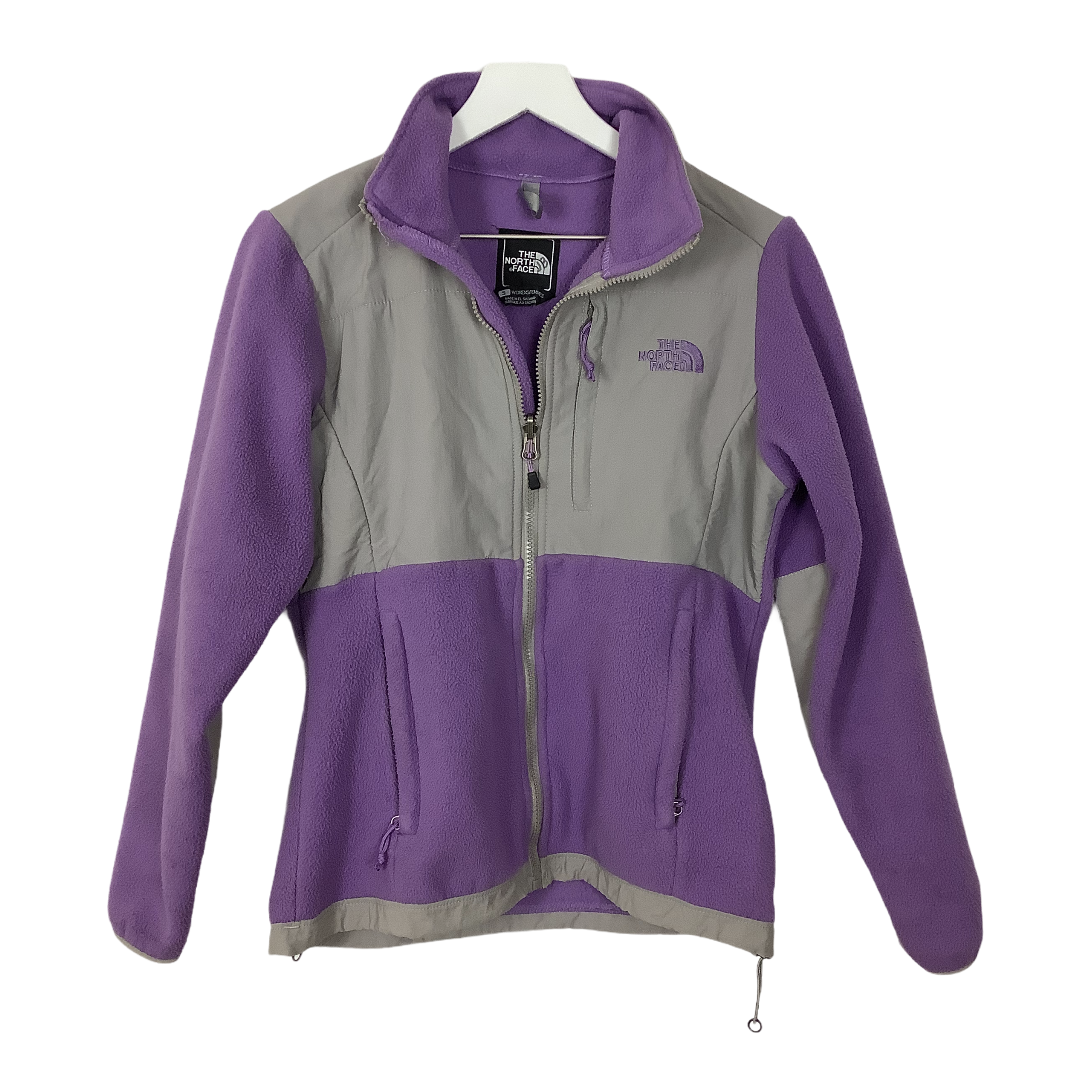 Primary Photo - BRAND: NORTHFACE <BR>STYLE: JACKET OUTDOOR <BR>COLOR: PURPLE <BR>SIZE: S <BR>OTHER INFO: AS IS-WEAR <BR>SKU: 208-208142-9891