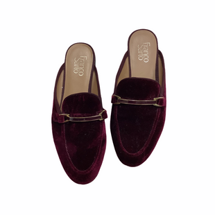 Primary Photo - BRAND: FRANCO SARTO STYLE: SHOES FLATS COLOR: VELVET SIZE: 8 SKU: 208-208114-41435
