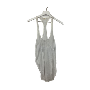 Primary Photo - BRAND: ANTHROPOLOGIE STYLE: ATHLETIC TANK TOP COLOR: WHITE SIZE: S OTHER INFO: AS IS SILENCE + NOISESKU: 208-208142-10388