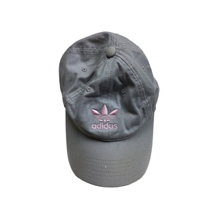 Primary Photo - BRAND: ADIDAS STYLE: HAT COLOR: PINKGRAY SKU: 208-208131-24920AS IS