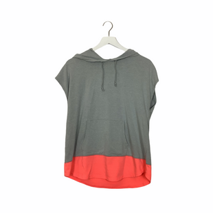 Primary Photo - BRAND: ZELOS STYLE: ATHLETIC TANK TOP COLOR: GREY SIZE: M SKU: 208-208165-405AS IS