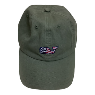 Primary Photo - BRAND: VINEYARD VINES STYLE: HAT COLOR: OLIVE SKU: 208-208131-25817