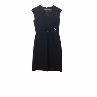 Primary Photo - BRAND: TAHARI STYLE: DRESS SHORT SHORT SLEEVE COLOR: BLACK SIZE: 4 SKU: 208-208135-7220
