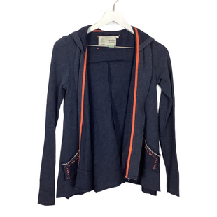 Primary Photo - BRAND: SATURDAY/SUNDAY STYLE: SWEATER CARDIGAN LIGHTWEIGHT COLOR: NAVY SIZE: XS SKU: 208-208114-42775