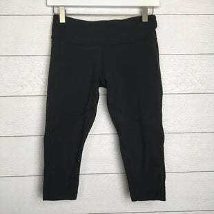Primary Photo - BRAND: LULULEMON STYLE: ATHLETIC PANTS COLOR: BLACK SIZE: 6 OTHER INFO: AS IS - PILING SKU: 208-208142-5535