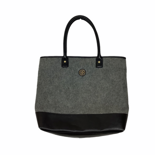 Primary Photo - BRAND: TORY BURCH STYLE: HANDBAG DESIGNER COLOR: GREY SIZE: LARGE OTHER INFO: AS IS-WEAR SKU: 208-208131-25534