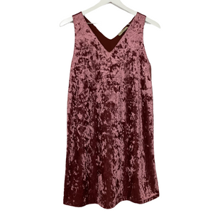 Primary Photo - BRAND: FINAL TOUCH STYLE: DRESS SHORT SLEEVELESS COLOR: VELVET SIZE: M SKU: 208-208114-44112