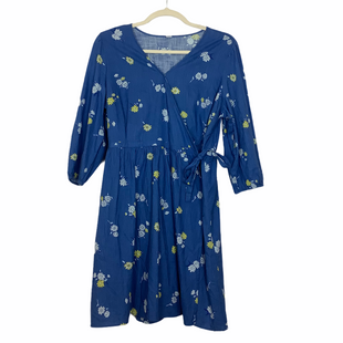 Primary Photo - BRAND: OLD NAVY STYLE: DRESS SHORT LONG SLEEVE COLOR: BLUE SIZE: 2X SKU: 208-208142-5410
