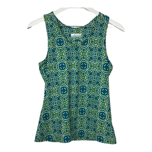 Primary Photo - BRAND: COLUMBIA STYLE: ATHLETIC TANK TOP COLOR: BLUE GREEN SIZE: M SKU: 208-208142-10310
