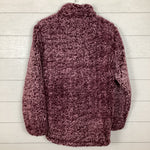 Photo #1 - BRAND:    CLOTHES MENTOR <BR>STYLE: FLEECE <BR>COLOR: BURGUNDY <BR>SIZE: S <BR>OTHER INFO: KATYDID - <BR>SKU: 208-208165-302