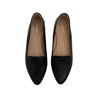 Primary Photo - BRAND: OLD NAVY STYLE: SHOES FLATS COLOR: BLACK SIZE: 8 SKU: 208-208162-1310